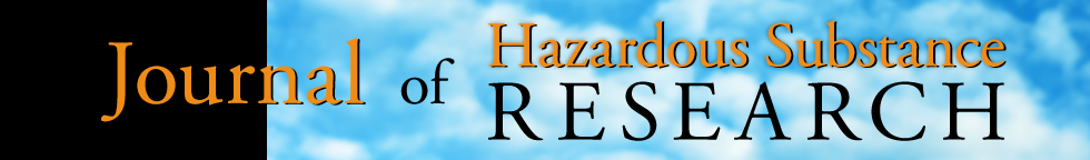 Journal of Hazardous Substance Research